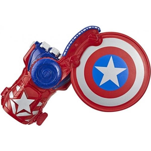 《 MARVEL 》漫威英雄動作發射器-美國隊長 / JOYBUS玩具百貨