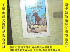 二手書博民逛書店A罕見Desert Counting Book (全八本)Y20