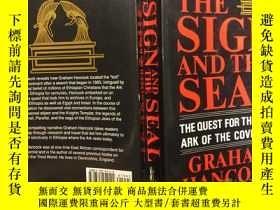 二手書博民逛書店The罕見Sign And The Seal - The Que