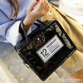 便當包飯盒袋保溫袋防水便當袋子學生帶飯手提包帆布飯盒包  黛尼時尚精品