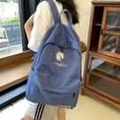 書包女韓版高中大學生初中生中學生大容量2021年新款雙肩包背包潮 父親節特惠