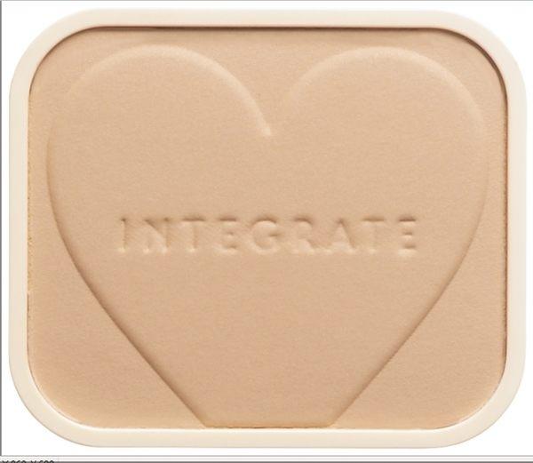 INTEGRATE柔焦輕透美肌粉餅OC10