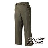 PolarStar 兒童 防水保暖長褲『深卡其』P15412