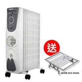 HERAN禾聯 11片葉片式電暖器 151M5Y-HOH (單機版)