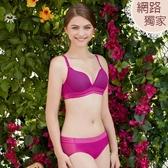 【瑪登瑪朵】無鋼圈內衣  B-E罩杯(桃紅紫)(未滿3件恕無法出貨,退貨需整筆退)