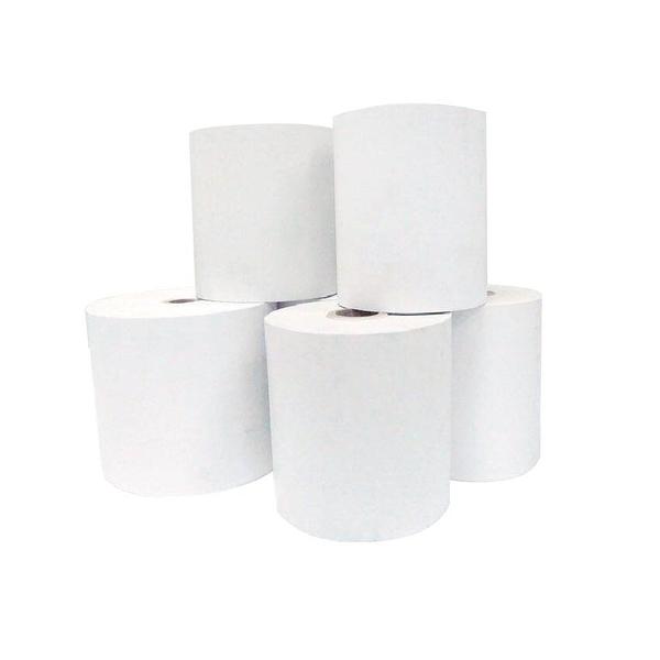 模造紙捲  餐廳,飲料店 POS系統 點餐機 紙捲 75(76)x80x12mm   100捲
