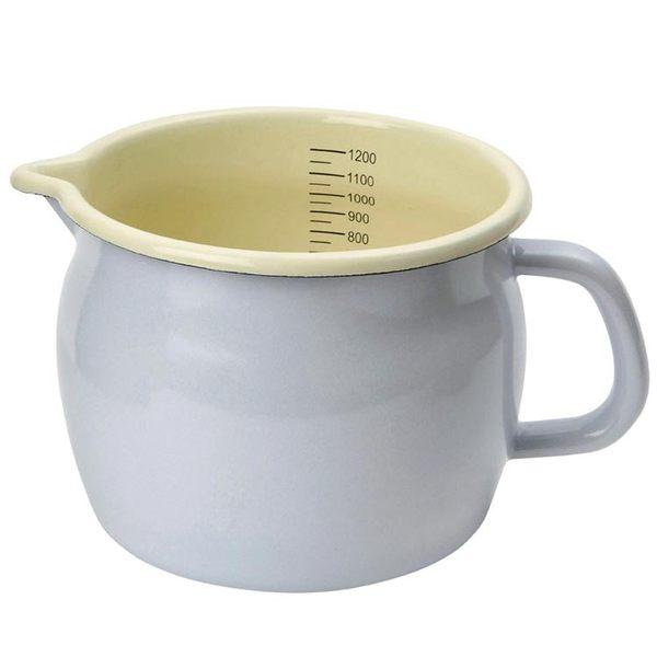 英國dexam 珐瑯量杯 1200ML