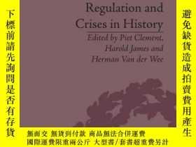 二手書博民逛書店Financial罕見Innovation, Regulation And Crises In History