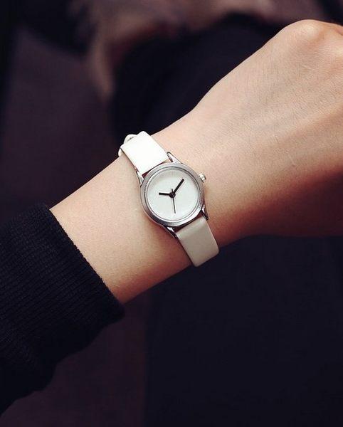 【找到自己】 精品 韓國 簡約 質感手錶 女錶 簡約細緻 小皮表 錶