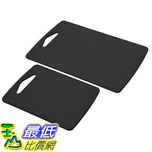 [美國直購] Epicurean 021-2PACK02 黑色砧板 Prep Series Cutting Boards 美國製 二件裝