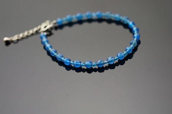藍玉髓,據說有助於重燃信心,維持心情平靜,改善負向磁場。A89
