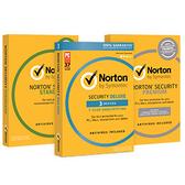 諾頓 Norton 進階版(3人3年)防毒軟體