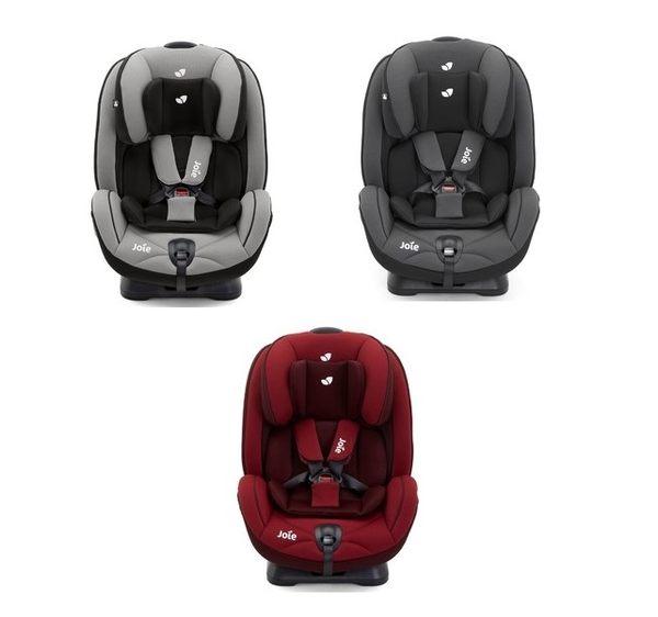 『121婦嬰用品館』奇哥 Joie stages 0-7歲成長型安全座椅JBD82200 (黑/灰/紅)