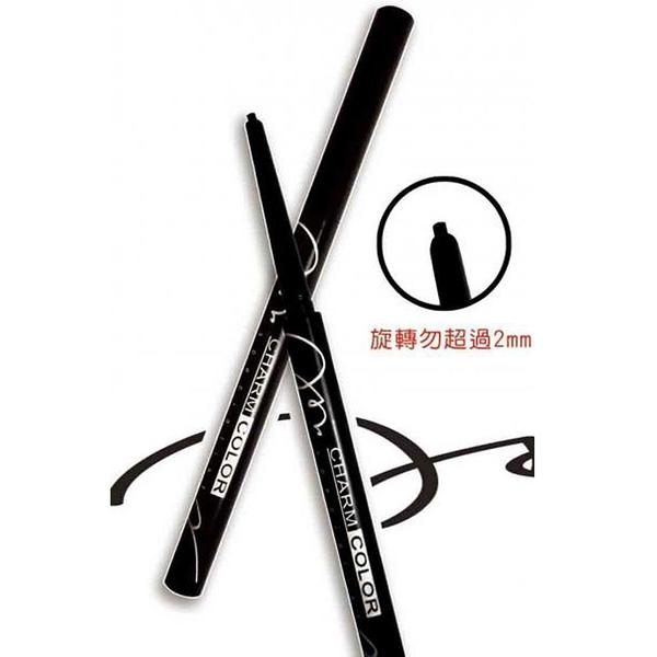 CHARM COLOR 心機旋轉眼線膠筆0.1ml (共兩色-黑色/ 咖啡色) Vivo薇朵