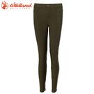 WildLand荒野 0A72329女超彈性時尚合身保暖長褲(S~2L) / 城市綠洲 (保暖褲、貼身版、雙向彈性)