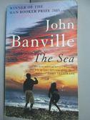 【書寶二手書T4/原文小說_LKZ】The Sea_BANVILLE
