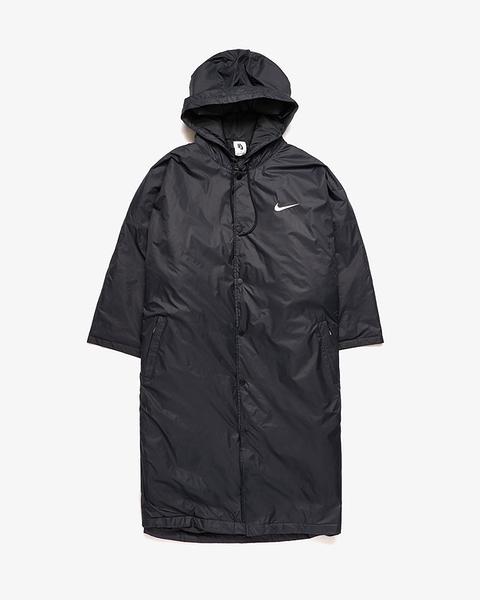 v[TellCathy 7 ]NIKE x FEAR OF GOD HOODED 連帽飛行夾克(黑) BV4403-010