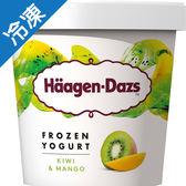 哈根達斯奇異果芒果優格冰淇淋457ml/桶【愛買冷凍】