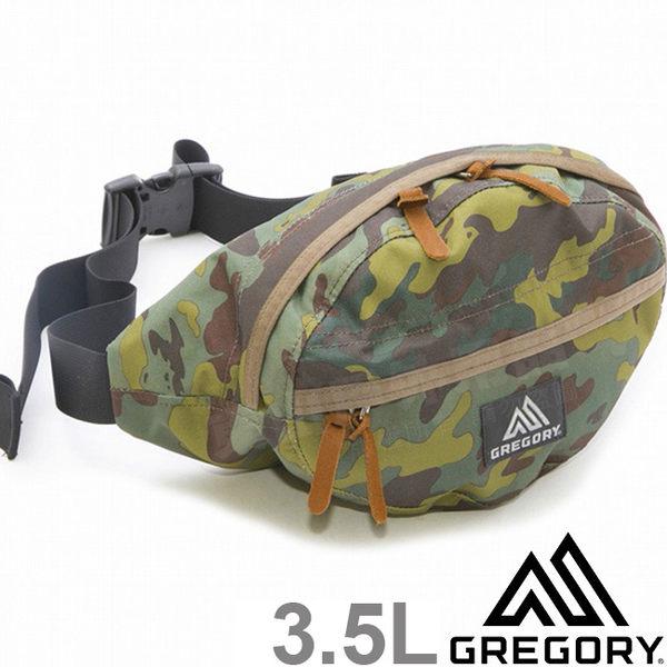 Gregory 65891-4631森林迷彩 Tailmate 3.5L時尚腰包XS 日系潮包/零錢臀包/步道健行包/旅遊斜背包