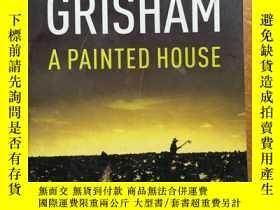 二手書博民逛書店F1罕見JOHN GRISHAM A Painted House