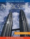 二手書博民逛書店《Physics for Scientists and Engineers with Modern Physics》 R2Y ISBN:9780495112402