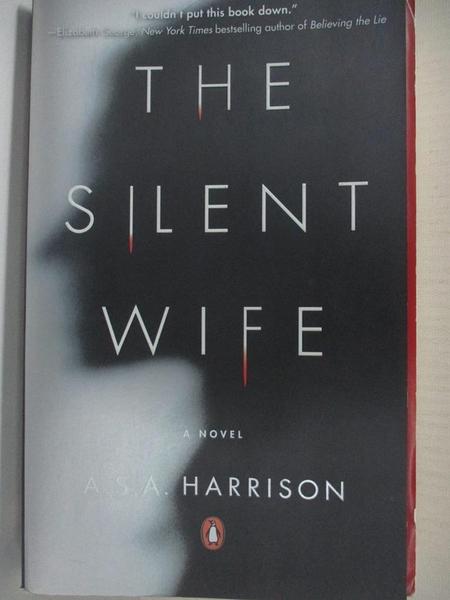 【書寶二手書T1/原文小說_IEN】The Silent Wife_A. S. A. Harrison