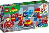 【LEGO樂高】DUPLO 超級英雄實驗室#10921