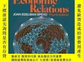 二手書博民逛書店The罕見Politics Of International Economic Relations-國際經濟關系政