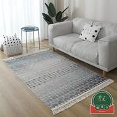 地毯墊亞麻編織臥室床邊北歐客廳家用【福喜行】
