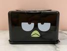 【震撼精品百貨】Bad Badtz-maru_酷企鵝~三麗鷗酷企鵝按壓式收納盒/小物收納盒-黑#38047
