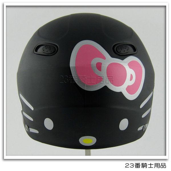 【EVO CA-110 安全帽 雪帽 HELLO KITTY 圓臉 白】正版授權、送鏡片