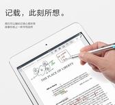 主動式電容筆蘋果ipad手寫筆高精度超細頭觸控筆觸摸觸屏筆 麥琪精品屋