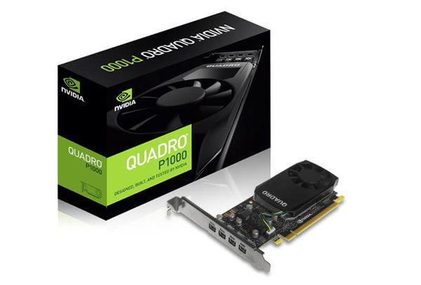 麗臺Quadro P1000(4G GD5/CUDA:640/128bit/14.5cm/註冊三年到府)【刷卡含稅價】