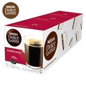 雀巢 新型膠囊咖啡機專用 美式經典咖啡膠囊料號 12225834 ★買五送一(共六盒)