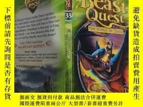 二手書博民逛書店beast罕見quest the world of chaos 野獸探索混沌世界 .Y200392