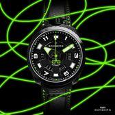 BOMBERG 炸彈錶 BOLT-68 NEON 機械錶-綠x黑/45mm BS45APBA.045-3.3