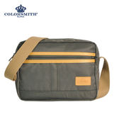 【COLORSMITH】TH・方形斜背包-枕木綠・TH1126-MB