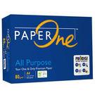 PAPER ONE 80P A4(藍包)影印紙 (十箱)