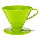 金時代書香咖啡  AMOUR V02圓錐PP咖啡濾器組附量匙  AMG5499G