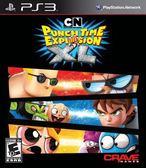 PS3 卡通頻道:穿越時間爆炸 XL (美版代購)