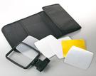 呈現攝影-閃光燈專用反光板、柔光板、反射...