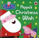 【粉紅豬小妹--耶誕書 】PEPPA&#...