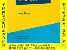 二手書博民逛書店罕見ar Algebra In Action-作用中的線性代數Y436638 Harry Dym Americ