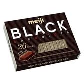 明治盒裝黑巧克力120g【愛買】