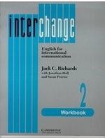 博民逛二手書《Interchange 2 Workbook: English f