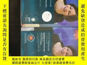二手書博民逛書店ACCA罕見APPROVED (兩冊)Y276416 中國圖書進出口總公司