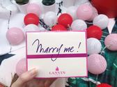 LANVIN Marry me 女性淡香精75ml【Bubble Muse】