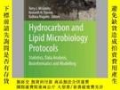 二手書博民逛書店Hydrocarbon罕見and Lipid Microbiology ProtocolsY405706 Te