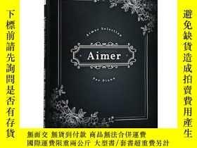 全新書博民逛書店Aimer鋼琴譜 日文原版 ピアノソロ Aimer Select
