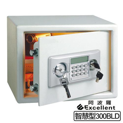 阿波羅Excellent e世紀電子保險箱-智慧型300BLD